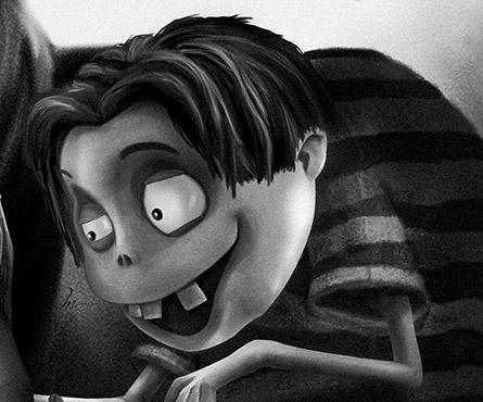 Edgar et Sparky